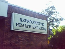 Abortion Mill on Perry St